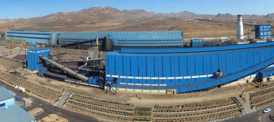شرکت صنعتی و معدنی اپال پارسیان سنگان با نماد بورسی اپال
